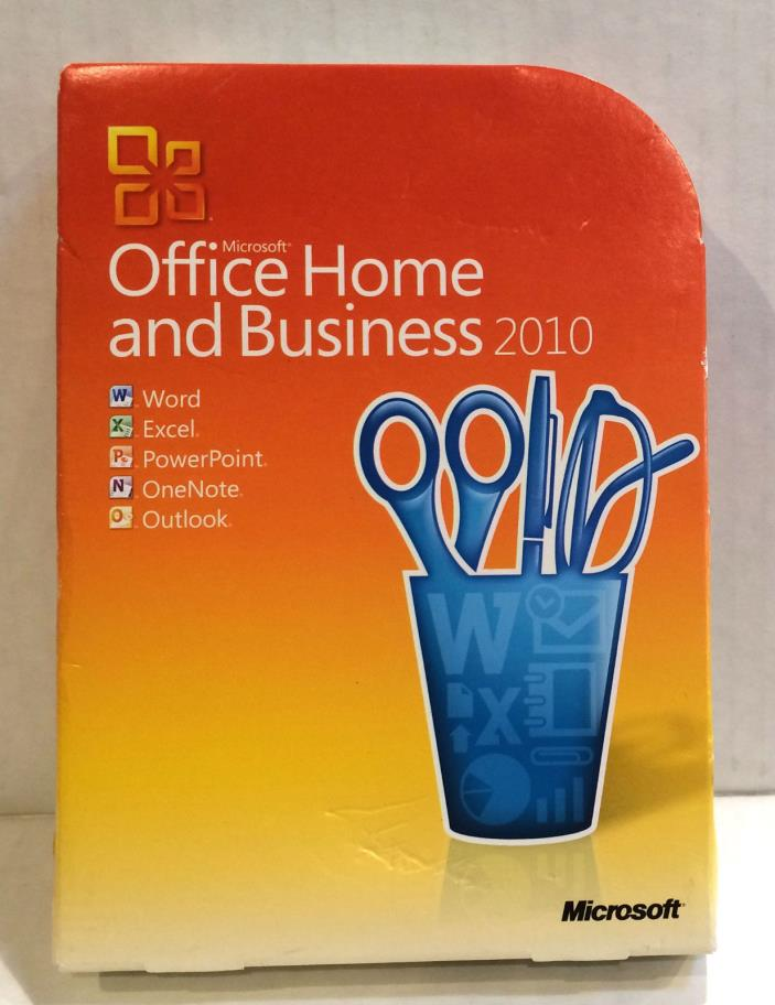 microsoft office 2010 home and business for sale classifieds. Black Bedroom Furniture Sets. Home Design Ideas