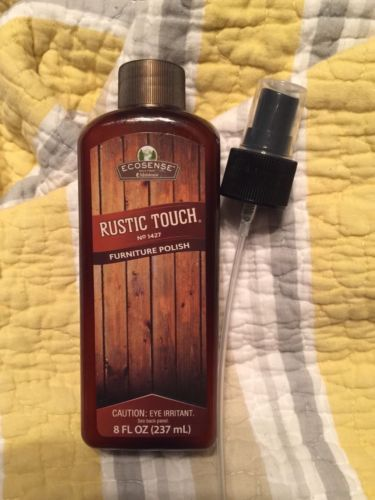 Melaleuca Rustic Touch Furniture clearer Polish NEW SEALED with pump free ship