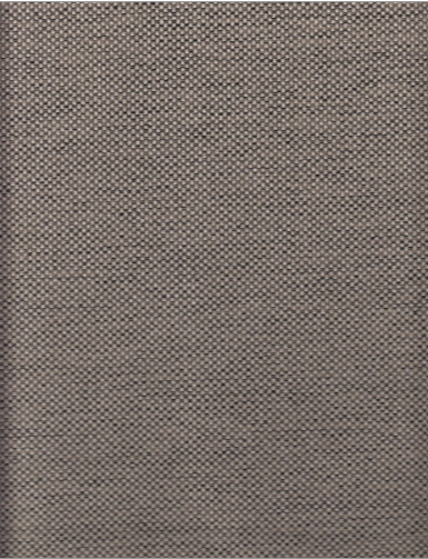 3.375 yd Zimmer and Rohde Upholstery Fabric Grey Silver Plainweave 10536-884 BB2