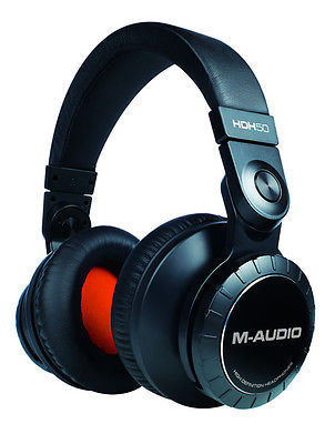 M-Audio HDH50 High Definition STUDIO HEADPHONES