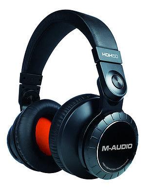 M-Audio HDH50 High Definition STUDIO HEADPHONES