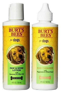 Burt's Bees for Dogs Grooming Bundle