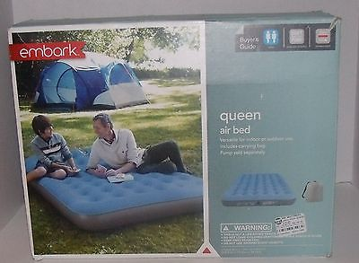 Embark Queen Air Bed