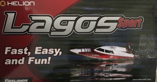 RTR Helion Lagos Sport R/C Boat