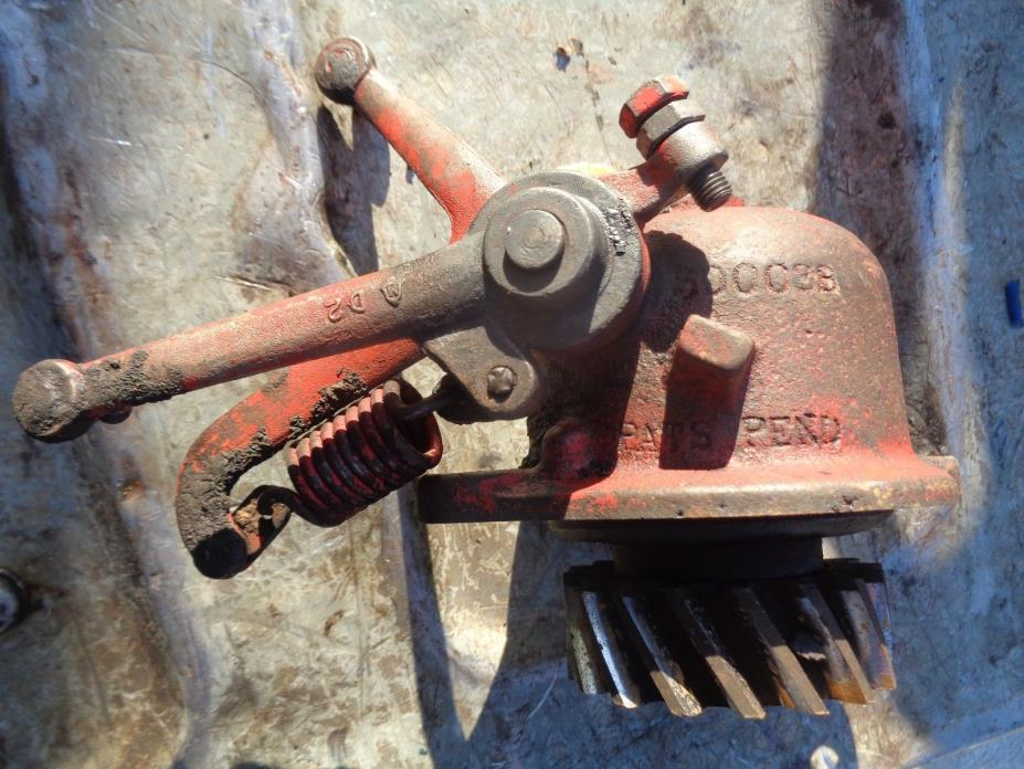Ford Tractor 9N-2N Engine Governor  Original