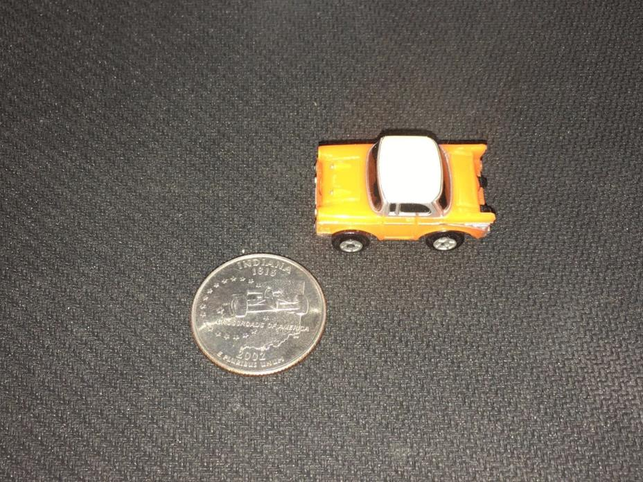 Micro Machines '57 Chevy Bel Air Insider Orange