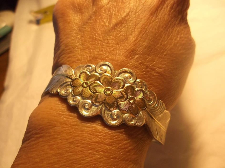 MONTANA SILVER  SMITH BRACELET GORGEOUS