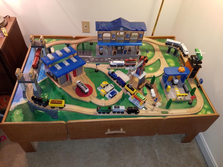 Remarkable Imaginarium City Central Train Table Walmart Images ...