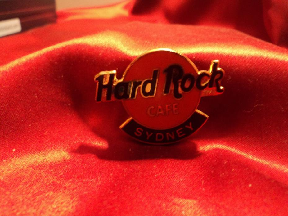 Hard Rock Cafe Sydney pin
