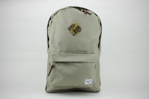 Herschel Heritage 21.5L 10007-01215 Brindle Canvas Laptop Backpack