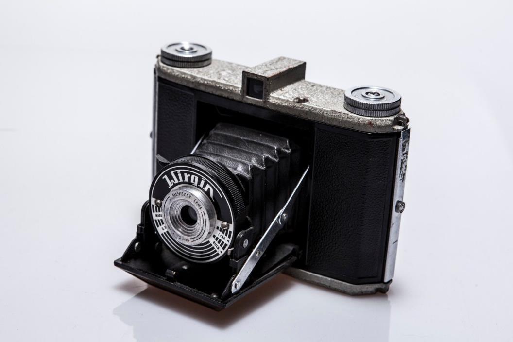 Wirgin 120 Vintage Medium Format Film Camera