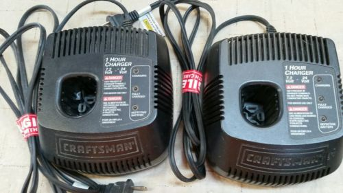 Craftsman 1 hour battery charger 1425301