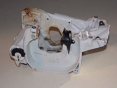 Stihl MS 251 Used chainsaw parts housing chassis oil tank 1143 020 3301