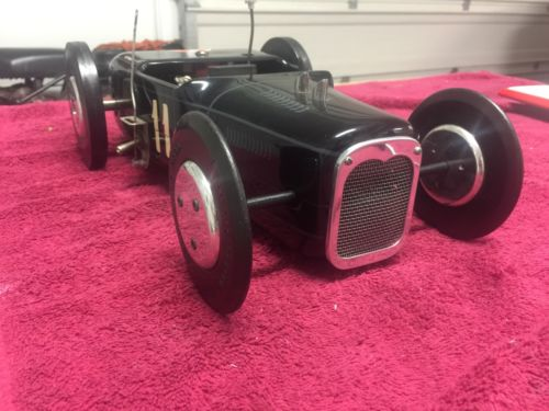 McCoy Hotrod Tether Car - Complete Racer!