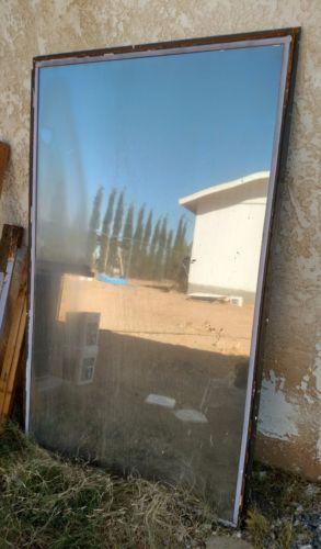 Large Double Pane Tempered Glass Window Sun Blocking Film
