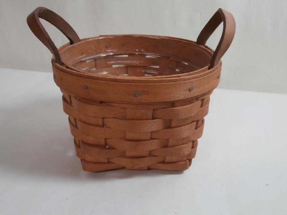 Longaberger Book Keeper Basket For Sale Classifieds
