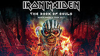 Iron Maiden - The Book Of Souls Tour 2017, Barclays Center, Brooklyn, NY