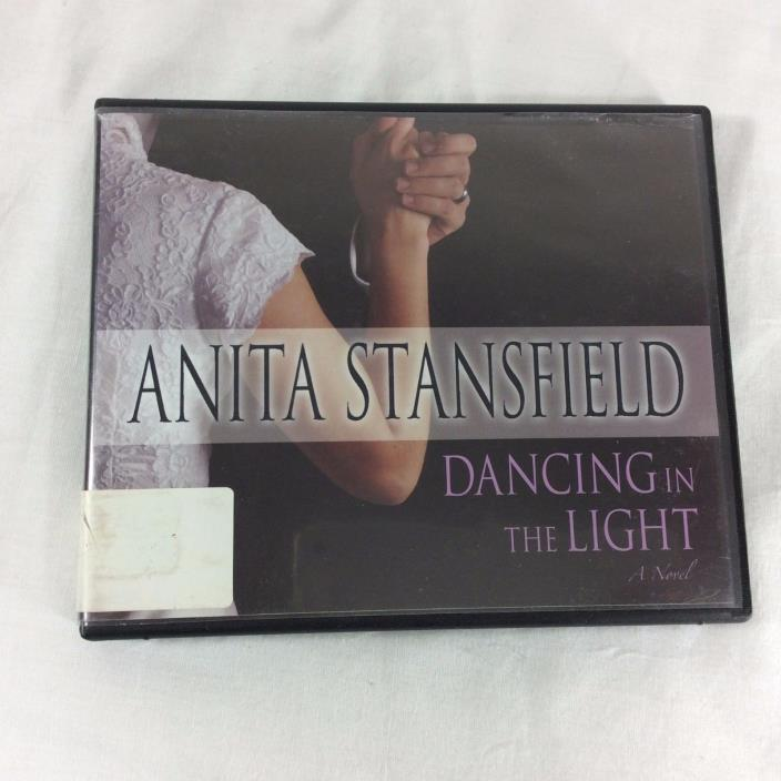 Dancing In The Light by Anita Stansfield Audio book on CD Mormon LDS Tape Novel