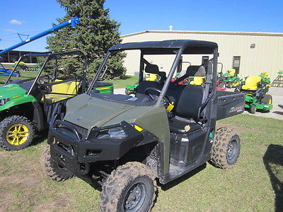 2015 Polaris Ranger Diesel ATV's & Gators