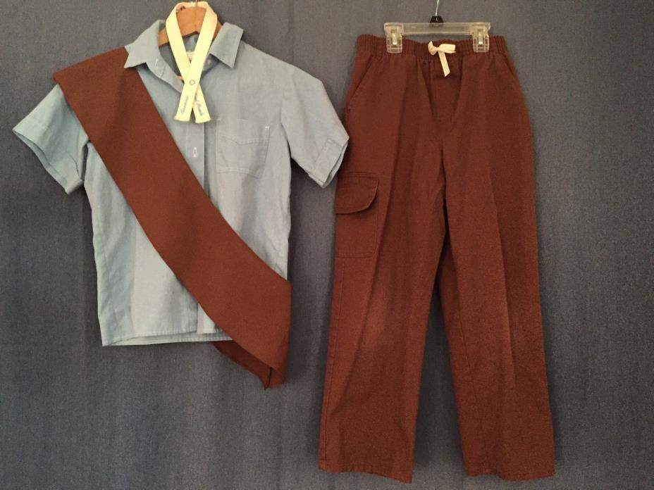 Brownie Girl Scout Uniform