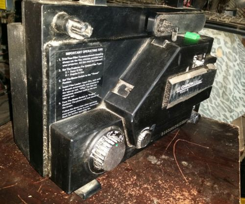 Chinon 8mm Projector - For Sale Classifieds