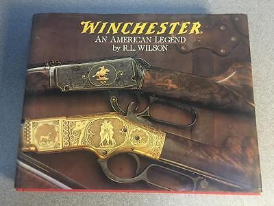 Winchester an american legend R.L. Wilson
