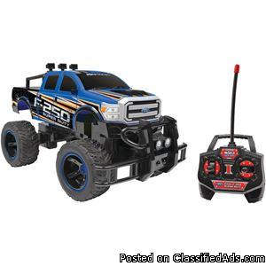 World Tech Toys 114scale Licensed Ford Rc Truck Ford F250 Super Duty