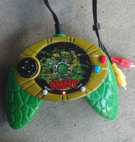 vintage 2005 Tech 2 Plug n Play TMNT