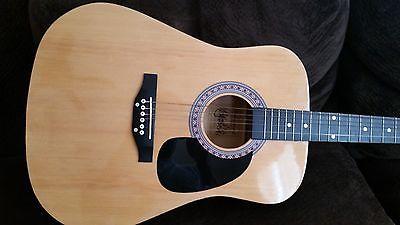 Burswood JW-41F Acousic Guitar - free shipping