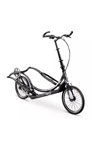 ElliptiGO 11R - The World's First Outdoor Elliptical Bike