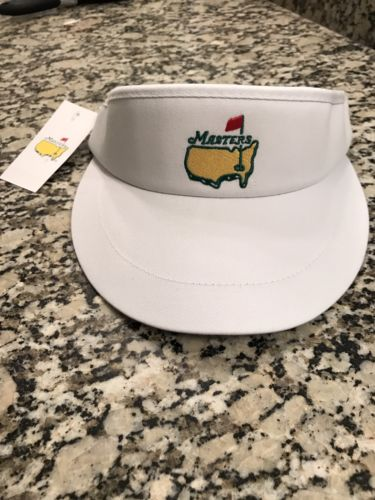 Masters Tour Visor - Brand New with Tags