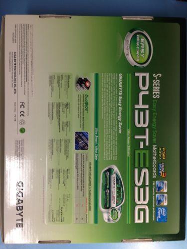 Gigabyte motherboard P43T-ES3G