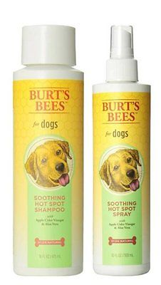 Burt's Bees for Dogs Hot Spot Treatment Bundle