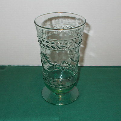 Studio Nova ADIRONDACK GREEN Iced Tea Glass - 6 1/4