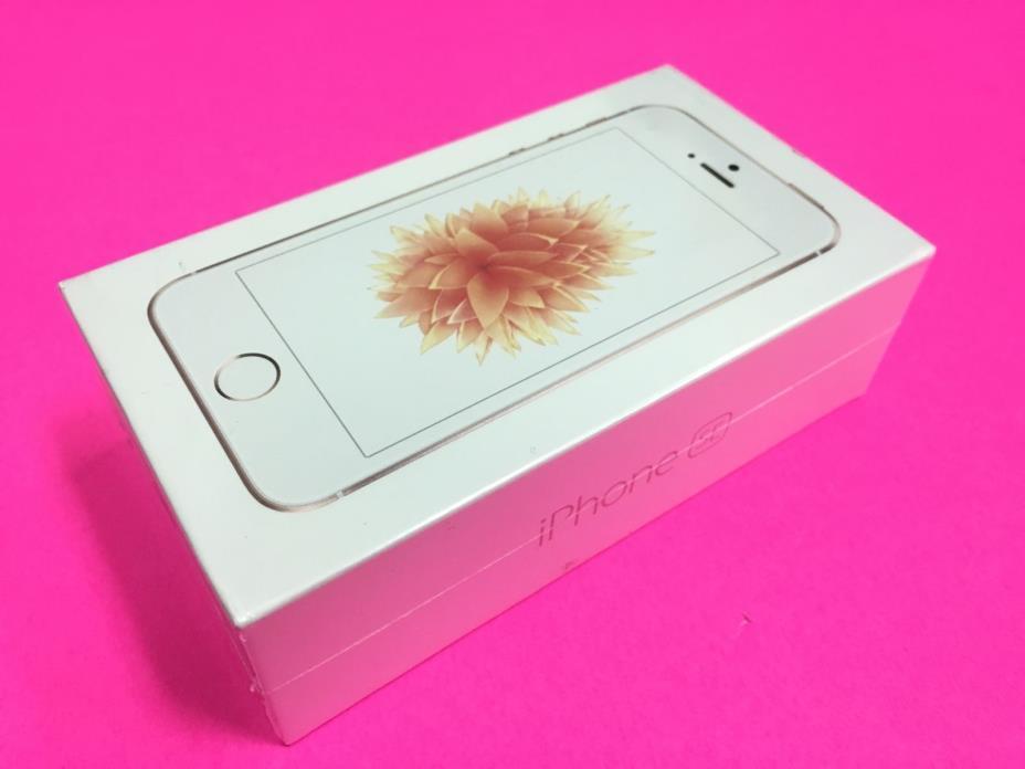 Apple iPhone SE - 64GB - Rose Gold (Unlocked) Smartphone New
