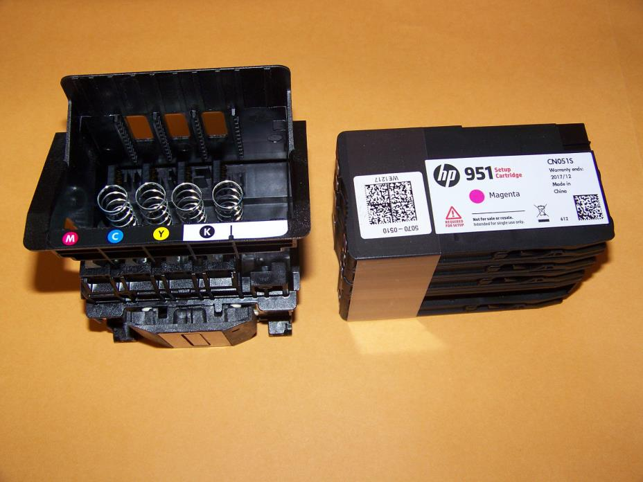 New OEM HP CR322A printhead OfficeJet 8600 8610 8615 8616 8620 8625 8630 251DW
