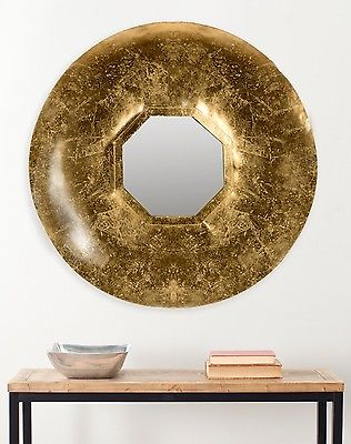 World Menagerie Ronit Gold Mirror