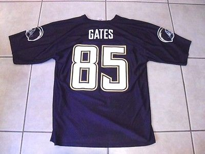 San Diego Chargers Antonio Gates #85 Football Jersey (Medium) NFL Players Inc