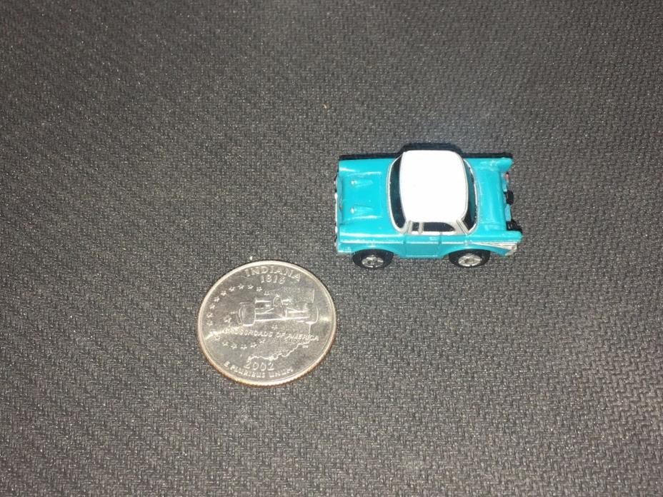 Micro Machines '57 Chevy Bel Air Insider Blue