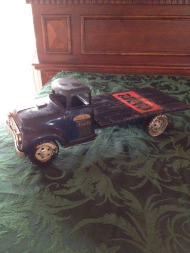 Tonka Toys Mound Minn Lumber Truck- Vintage 1950's