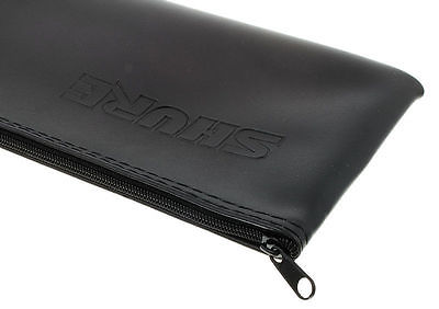 Shure Zippered Carrying Pouch