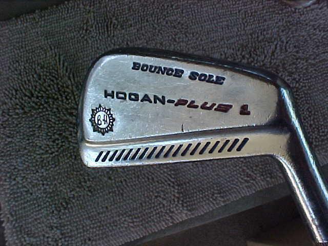Vintage Ben Hogan Plus 1 #2 iron - A/O