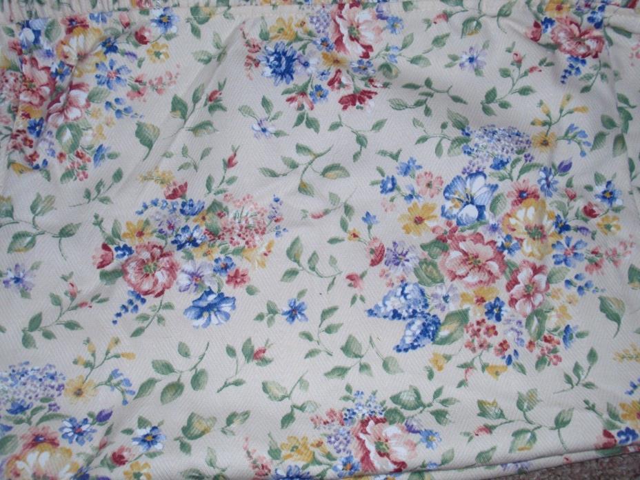 Longaberger Liner SPRING FLORAL Fabric, Fits The