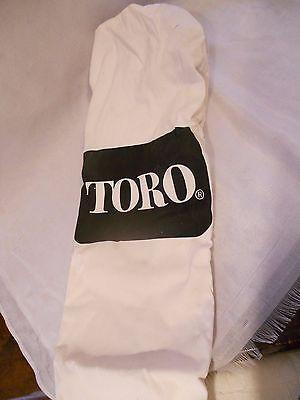 Toro Leaf Blower Bag