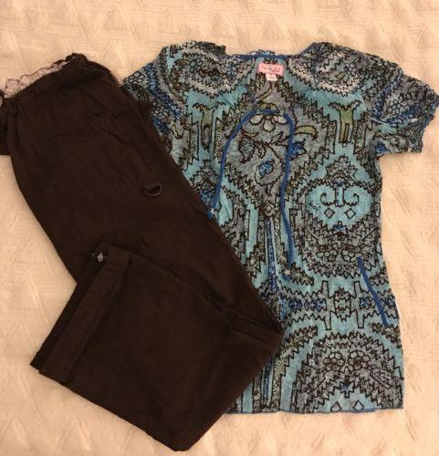 KOI Scrub Outfit Size Small