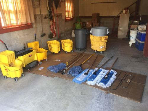 commercial cleaning equipment,
