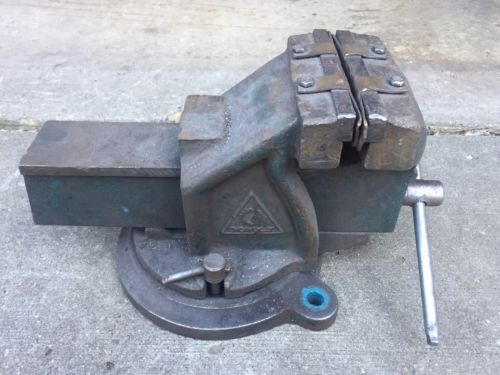 schulz vice anvil Blacksmith Heavy Duty Bench Jaws No. 6 Industrial