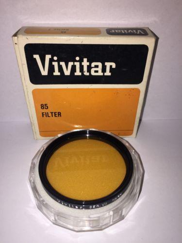 Vivitar Series 7 85 Filter Made In Japan !