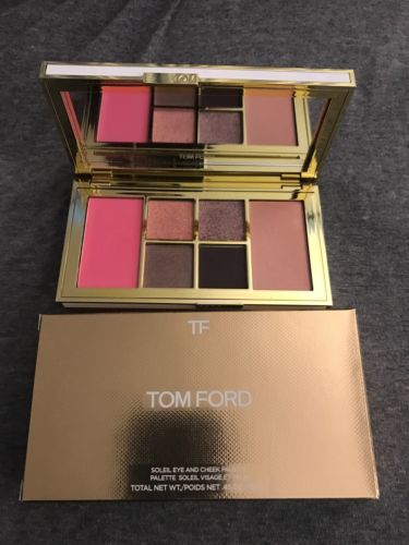 Tom Ford Beauty Palette Eyeshadow Blush NIB Makeup
