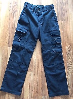 PERFECTION Matrix Series MENS Navy Uniform Cargo EMT Pants 30R